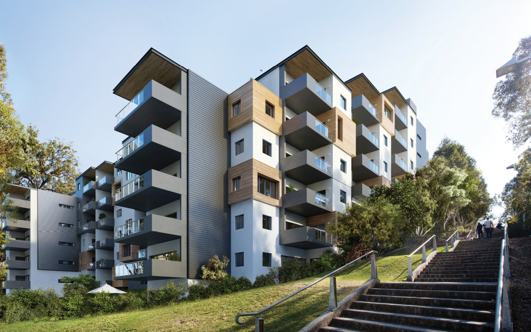 Demand for Brisbane apartments shows no sign of slowing
