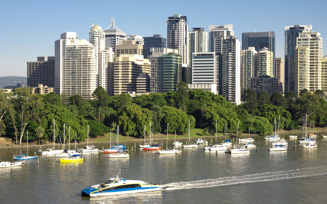 Brisbane residents fall in love with apartment living