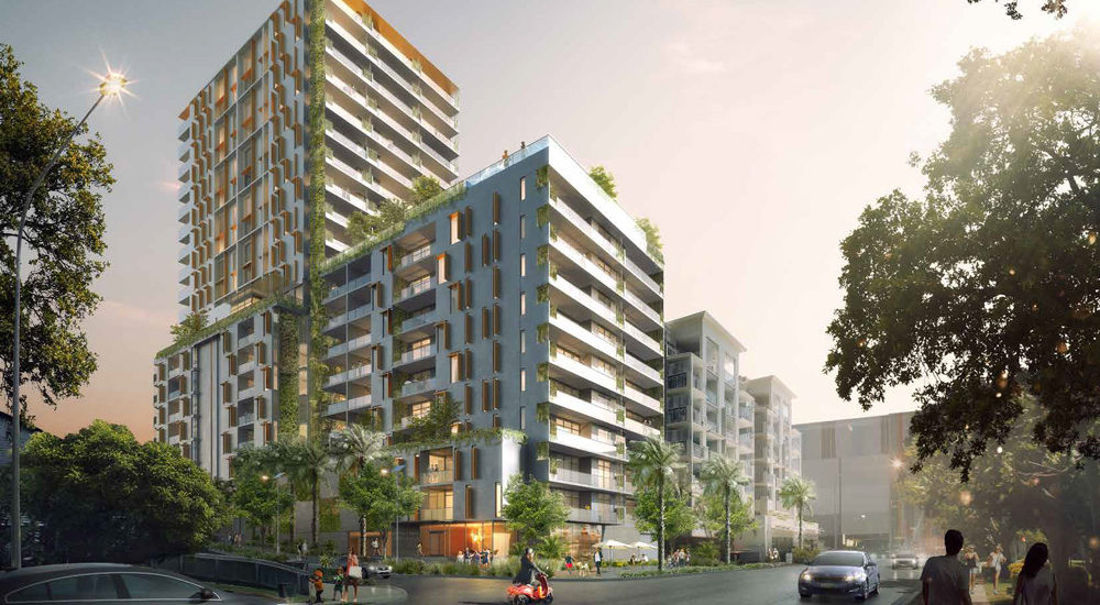 Indooroopilly Centre Propose New Residential Development