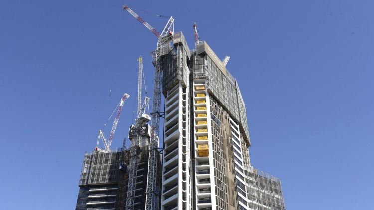 Apartment numbers in capital cities have risen as much as 36 per cent in four years: RBA