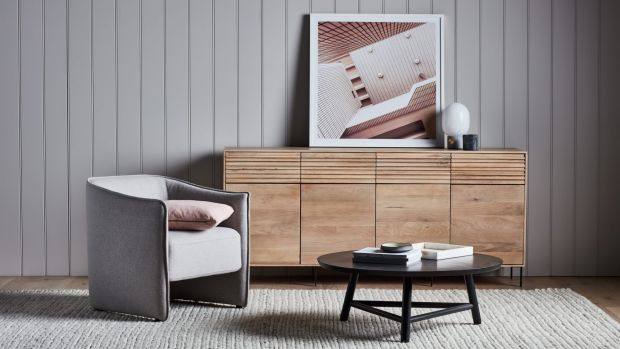 Furniture from GlobeWest. Styling: Rebecca Simon. Photo: Mike Baker