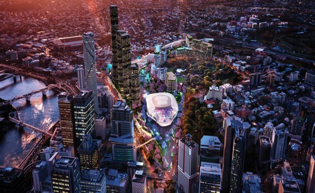 7 Major Projects Shaping Brisbane As Australia's New World City