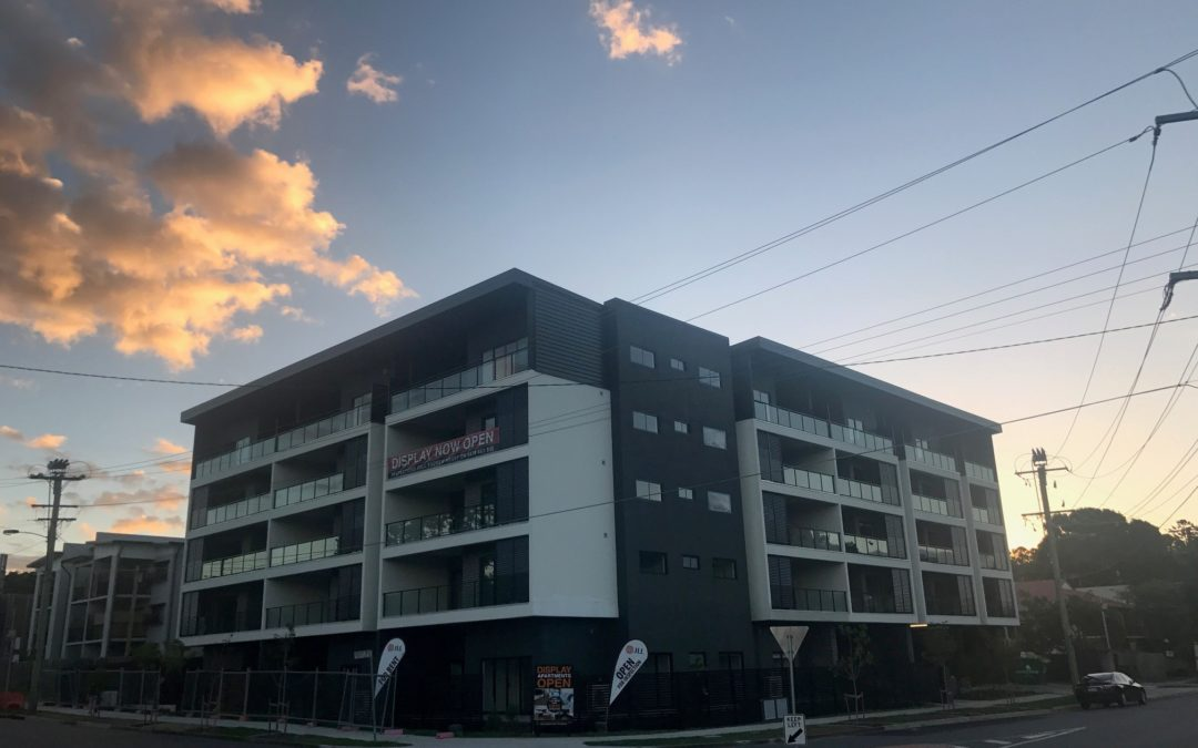 The Sherwood Residences Successfully Completed February 2018