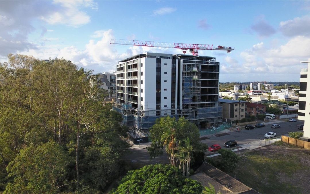 Construction Update (Hanlon Park Residences) Jan/Feb 2019