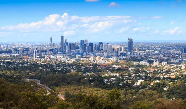 Experts believe that the Brisbane property market is still on track for long-term growth, despite the current health crisis.