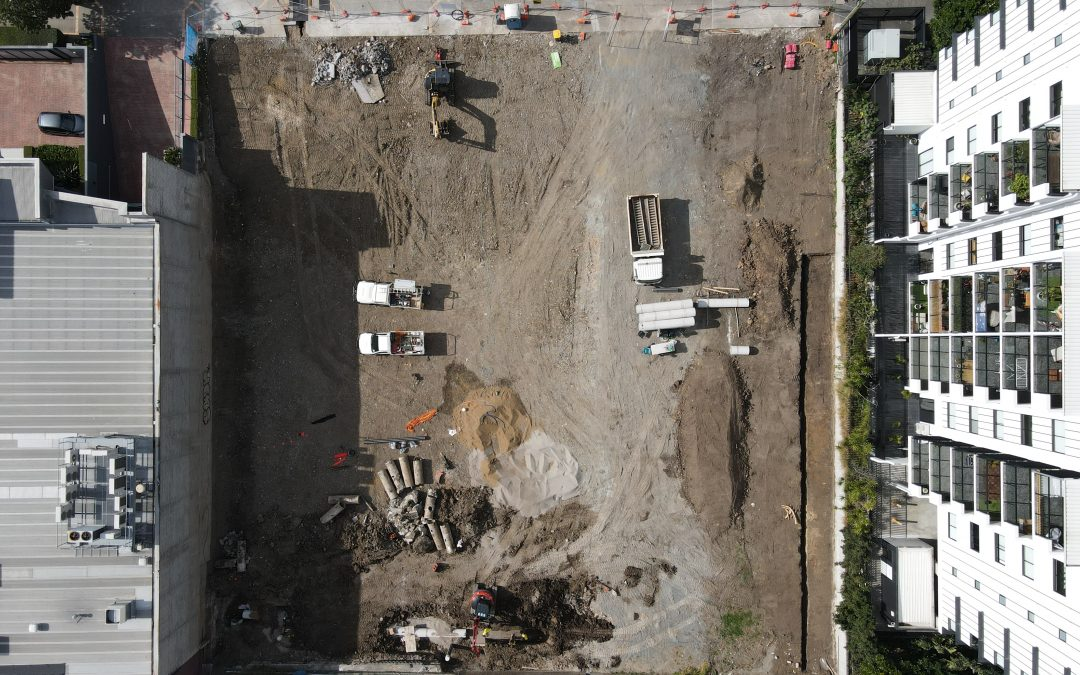 Lugano West End Construction Update [August 2021]