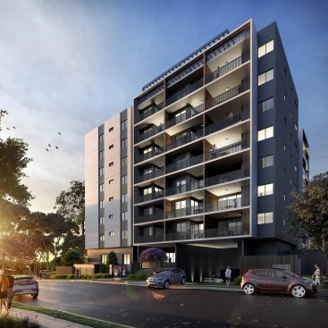 Hanlon Park ResidencesGreenslopes